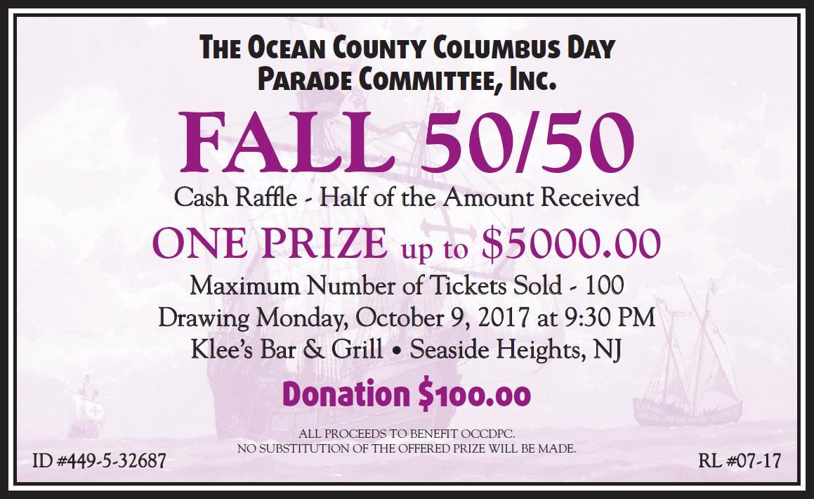 ocean county columbus day parade and italian festival